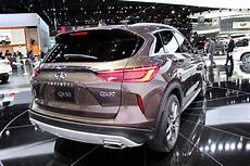 infiniti reveals all new 2019 qx50 at the laas autodesigno