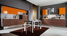 25 Ideas Modern Interior Decorating Orange Color Shades
