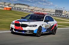 auto motor the 592 hp 2018 bmw m5 is motogp s new official pace car