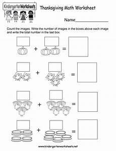 thanksgiving math worksheet free kindergarten holiday worksheet for kids