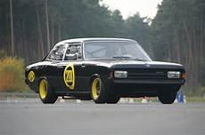 Opel Record Schwarze Witwe Motorsport Magazin Rhein Berg