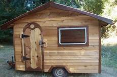 how to build a cabin house build your own tiny cabin on wheels for 1 500