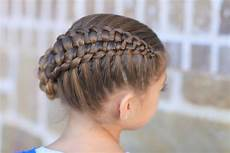 zipper braid updo hairstyles