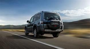 2019 Mitsubishi Pajero Review Specs And Price In UAE