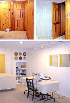 home dzine give knotty pine a of paint