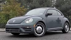 2018 Volkswagen Beetle Coast Review