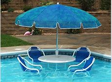 HomeOfficeDecoration   Unique swimming pool accessories