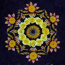 Mandala Blumen - new flower mandalas by kathy klein fubiz media