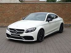 mercedes c63 amg coupe 2016 used mercedes c63 s amg coupe white bright