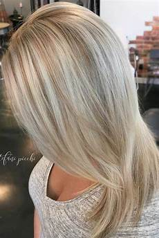couleur cheveux 2018 balayage blond tendance 2018