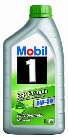mobil 1 esp formula 5w 30 olja si