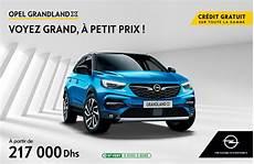 Opel Grandland X Neuve Au Maroc Prix De Vente
