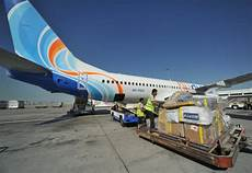 flydubai mobile flydubai cargo goes global