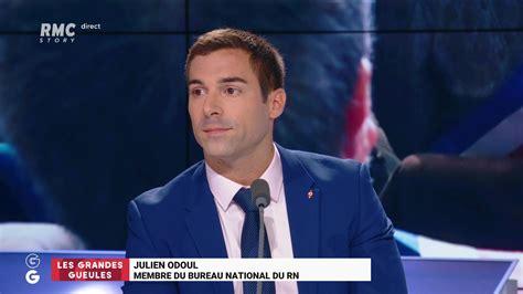 Le Grand Oral De Julien Odoul, Membre Du Bureau National