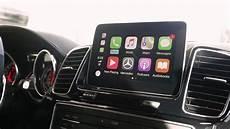 apple carplay mercedes apple carplay in a mercedes