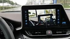 Toyota C Hr Touch 2 Mirrorlink S7 Edge With Other Programe