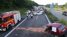 Autobahn Unfall Heute - versursacher stirbt nach unfall auf a96 bei buchloe 88