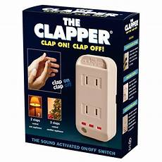 the clapper sound activated off switch quantity 1 wall light switches com