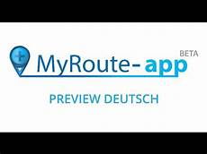 My Route App - myroute app mobile apps bei play