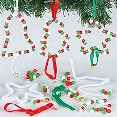 Bastelideen Weihnachten Grundschule - anh 228 nger bastelsets weihnachten mit perlen f 252 r kinder zum