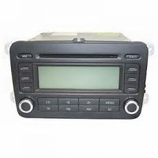 used genuine vw golf radio cd player 1k0 035 186 aa