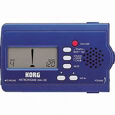 korg ma 30 digital metronome musician s friend