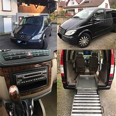 Troc Echange Mercedes Viano Ambiente W639 150cv 2