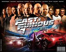 The Fast And The Furious 7 Fast And
