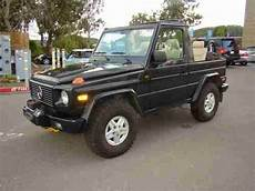 buy car manuals 1991 mercedes benz s class engine control buy used mercedes benz 1991 300ge g wagen convertible no rust manual 69k like g500 in