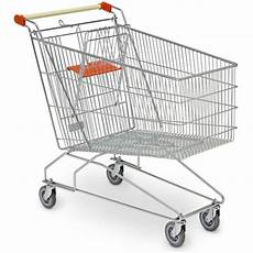 chariot de magasin libre service destockage grossiste