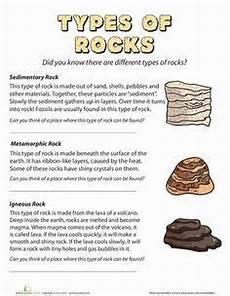 science worksheets rocks 12368 types of rocks science worksheets rock science second grade science
