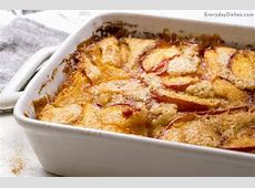 easy peach cobbler recipe using pie crust