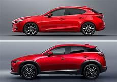 Mazda S 233 Rie Sp 233 Ciale Quot Signature Quot Pour Les 3 Et Cx 3