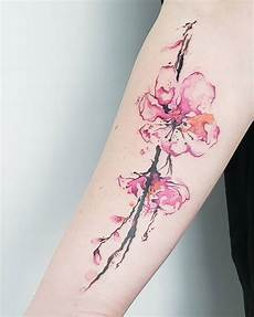 27 charming cherry blossom tattoo exles