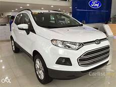 Ford Ecosport 2016 Trend 1 5 In Selangor Automatic Suv
