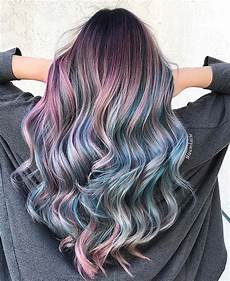 Unique Hair Color Ideas 23 unique hair color ideas for 2018 page 2 of 2 stayglam