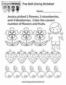 free math coloring worksheets for kindergarten math coloring worksheet free kindergarten learning