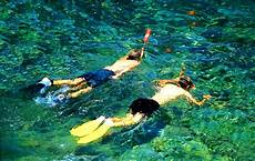 snorkeling on hawai i beaches