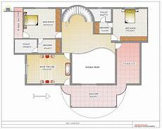 house plans for duplexes duplex house plan and elevation 4217 sq ft indian