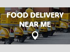 FOOD DELIVERY NEAR ME   Points Near Me