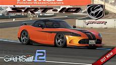 Project Cars 2 2010 Dodge Viper Srt10 Mod