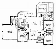 2200 square foot house plans country style house plan 4 beds 3 baths 2200 sq ft plan