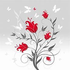 fiori di loto e farfalle giglio di palude e fogli verdi loto fotografia stock