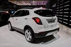 2016 Opel Mokka X Shows In Geneva Autoevolution