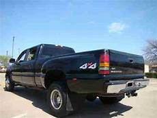 how make cars 2001 chevrolet silverado 3500 security system buy used 2001 chevrolet silverado 3500hd 4x4 auto leather look in fort worth texas united