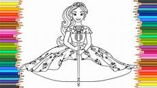 Malvorlagen Disney Infinity Disney Princess Of Avalor Coloring Pages To Color