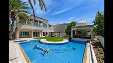 luxury villa in the luxury villa in emirates dubai for sale the noble