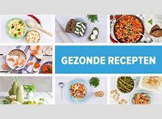 Gezonde Recepten: lekker, makkelijk en snel   FIT.nl