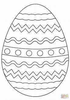 Ausmalbilder Ostern Supercoloring Osterei Coloring Ostereier Ausmalen Osterei