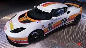 2010 Lotus Evora Cup Race Car  HD Wallpaper Pic